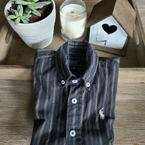 Ralph Lauren Polo Toddler Button Down Shirt